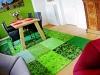 Woonkamer, Pension Gästehaus bedandbreakfast-leer