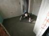cement storten badkamer tjalk, bedandbreakfast-leer