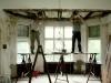 plafond reparatie, bedandbreakfast-leer